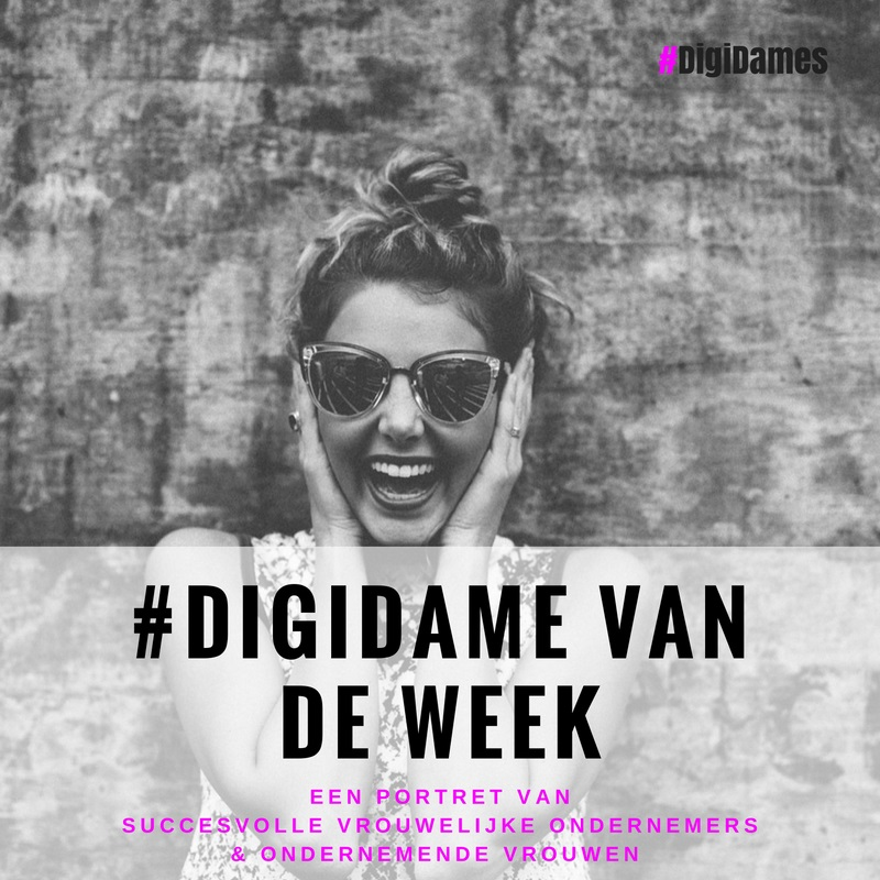 #DigiDame-van-de-week