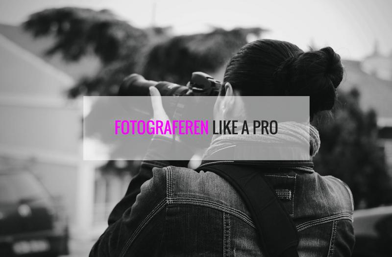 #DigiDames fotograferen-like-a-pro