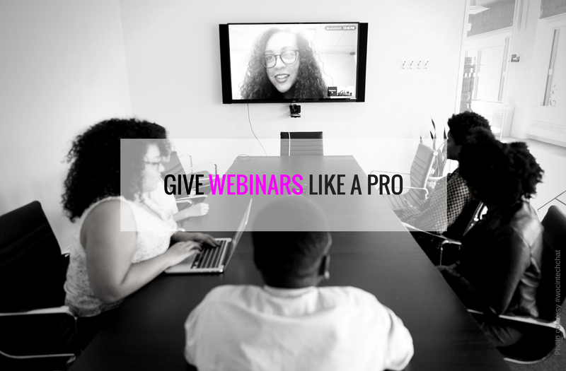 @DigiDames give-webinars-like-a-pro