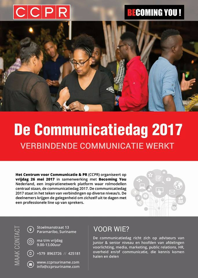 #DigiDames Communicatiedag