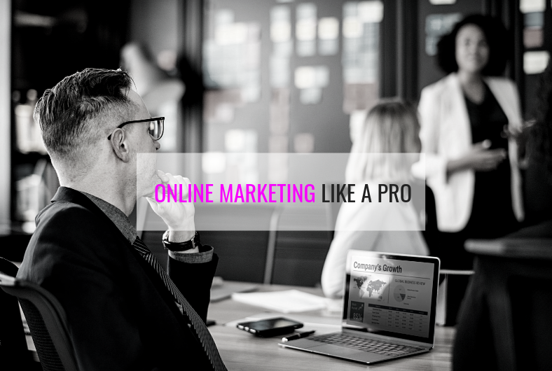 Online Marketing like a Pro #DigiAcademy